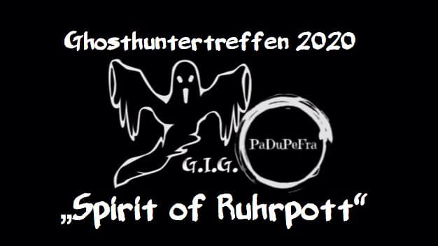 6. Internationales Ghosthunter-Treffen (2020)