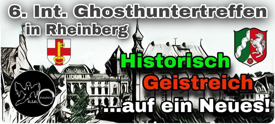 7. Internationales Ghosthunter-Treffen (2021)