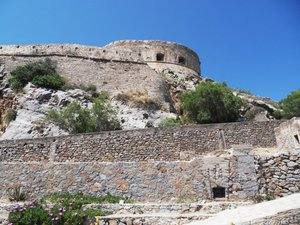Venetian Fortress At Spinalonga<br />(© M.Perry 2011)